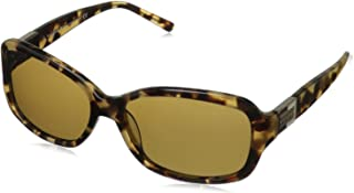 Kính mắt nữ cao cấp – Kate Spade Women's Annikps Polarized Rectangular Sunglasses