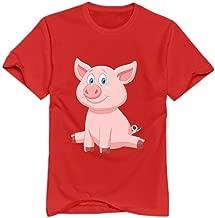 VAVD Man's Pig Short Sleeve T-Shirt