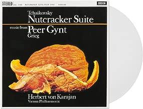 Tchaikovsky: Nutcracker Suite; Grieg: Peer Gynt White Vinyl