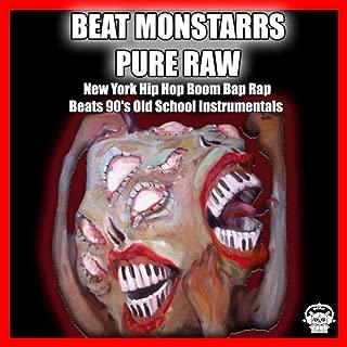 Pure Raw: New York Hip Hop Boom Bap Rap Beats 90's Old School Instrumentals