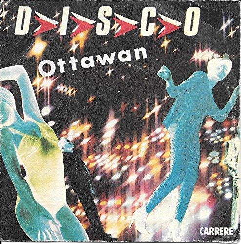 OTTAWAN - DISCO - 7 inch vinyl/45