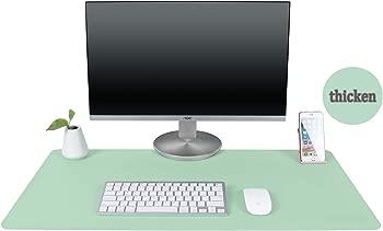 BUBM Non-Slip Spill-Resistant Office Desk Pad