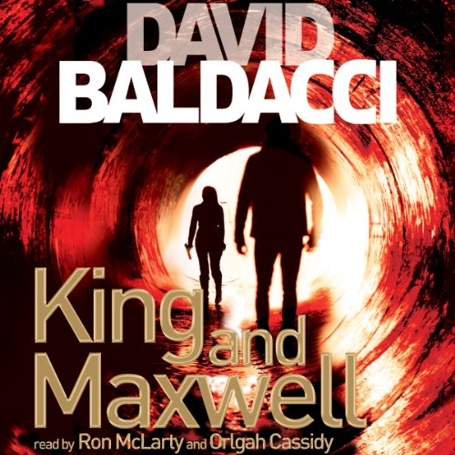 King and Maxwell Titelbild