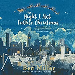 The Night I Met Father Christmas cover art