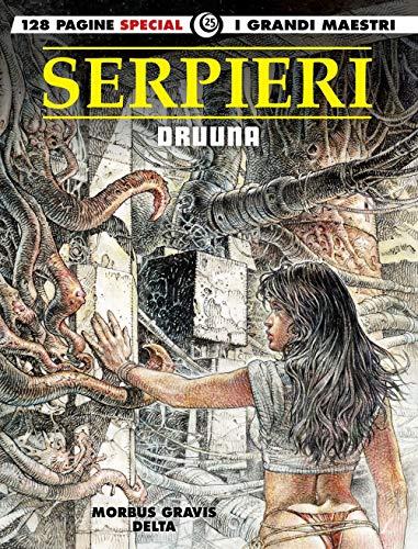 Druuna. Morbus Gravis-Delta (Vol. 1)