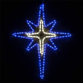 LED Star Lights Christmas Outdoor Christmas LED Star Christmas Outdoor Decorations LED Rope Light (28
