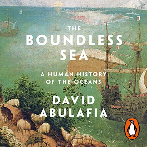 Couverture de The Boundless Sea