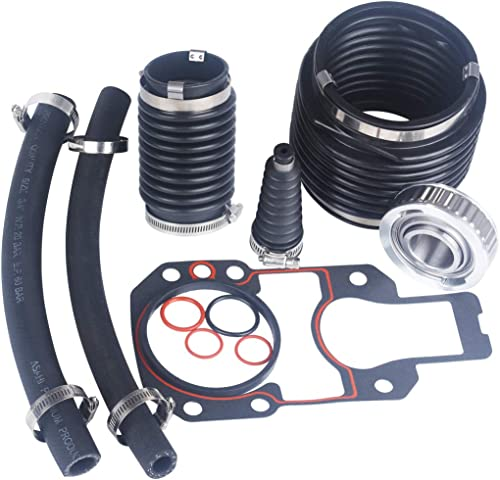 wholesale CM Transom Repair Kit Fits Mercruiser Alpha lowest One Gen 1 w/Gimbal online Bearing 30-803097T1 outlet online sale