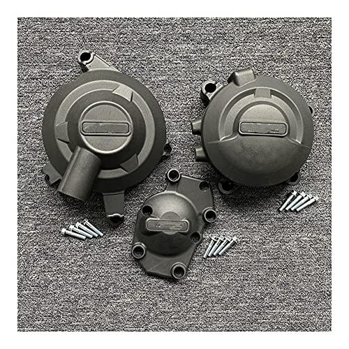 Cubierta Motor Cubierta Protectora De Motor para para D&AYTONA 675R 2013-2016 para S&treet T&riple 765 2017-2021 Motor Cubierta Protectora (Size : FOR Triumph)