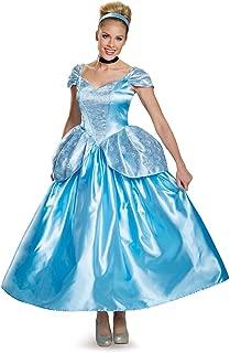 Disguise Women's Cinderella Prestige Adult Costume