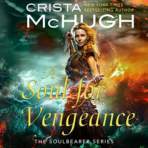 A Soul for Vengeance cover art
