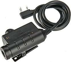 OPSMEN Tactical Earmor Kenwood Version PTT Adapter