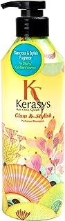 Kerasys Glam & Stylish Perfumed Shampoo 600ml and Conditioner 600ml Set (1 Shampoo)