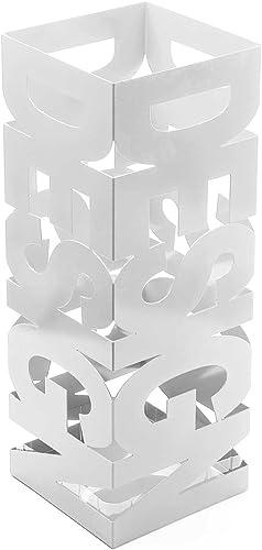 QYJpB Rond Couleur : Noir Porte-parapluies Support pour Parapluie Creative en Marbre//Parapluie pour Maison Porte-Parapluie Long en M/étal Dor/é Autoportant Et Porte-Parapluie Pliant Court