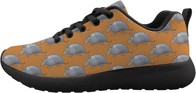 Oaheson Cushioneng Sneeaker Sneeaker Sneeaker Trail springaning skor herr kvinnor Shy Texas Armadillo  låga priser