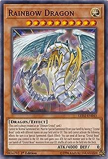 Rainbow Dragon - LED2-EN043 - Common - 1st Edition - Legendary Duelists: Ancient Millennium (1st Edition)