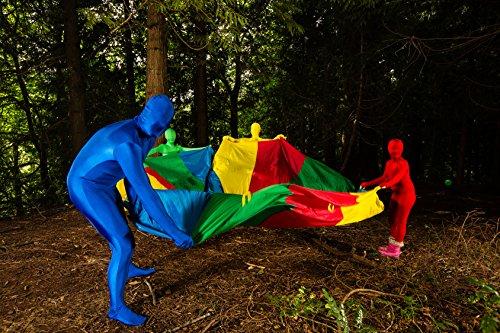 Parachute – élan Lingettes dans différentes tailles – Enfant Jardin
