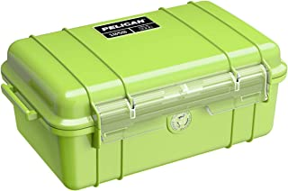 Pelican 1050 Micro Case - for iPhone, GoPro, Camera, and more (Bright Green)