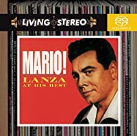 Mario! Lanza: At His Best