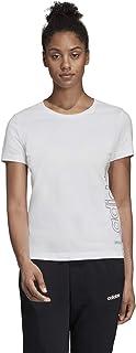 adidas Women's W CORE VERTICAL 1 T-Shirt