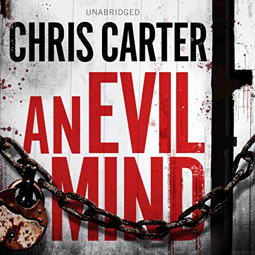 An Evil Mind audiobook cover art