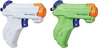 Nerf - Pack de 2 Pistolets A Eau Super Soaker Zipfire