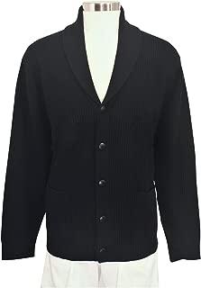 Shephe 4 Ply Men's Cashmere Shawl Collar Cardigan Sweater