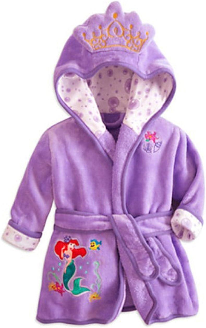 Ameny Children Max 57% OFF Kids Coral Velvet Bathrobe C Fort Worth Mall Animal Hoody Cosplay