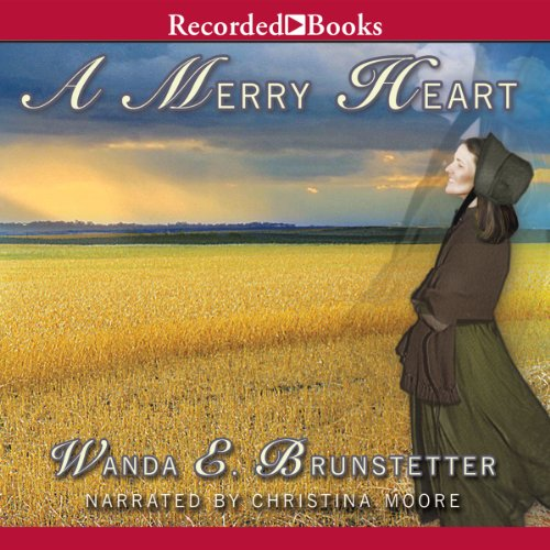 A Merry Heart audiobook cover art