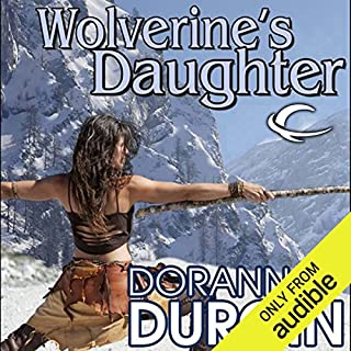 Wolverine's Daughter cover art