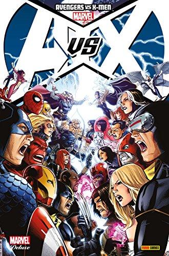 Avengers vs X-Men (French Edition)