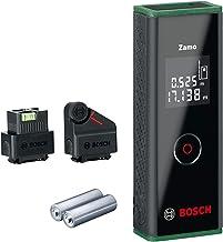 Bosch laseravståndsmätare Zamo-set (3:e generationen, mätområde: 0,15–20,00 m, kartong), 1,5 V - Amazon Edition