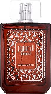Al Waseem, Eau de Parfum for Men (100mL) | Intense Cedar, Musk and Patchouli Oriental Fragrance for the Modern Gentleman | by Perfume Artisan Swiss Arabian Oud | Dark Cologne/Toilette Spray
