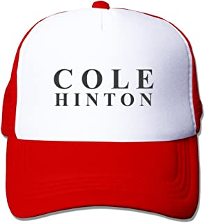 Cole Hinton Camera Operator Adjustable Hats Red