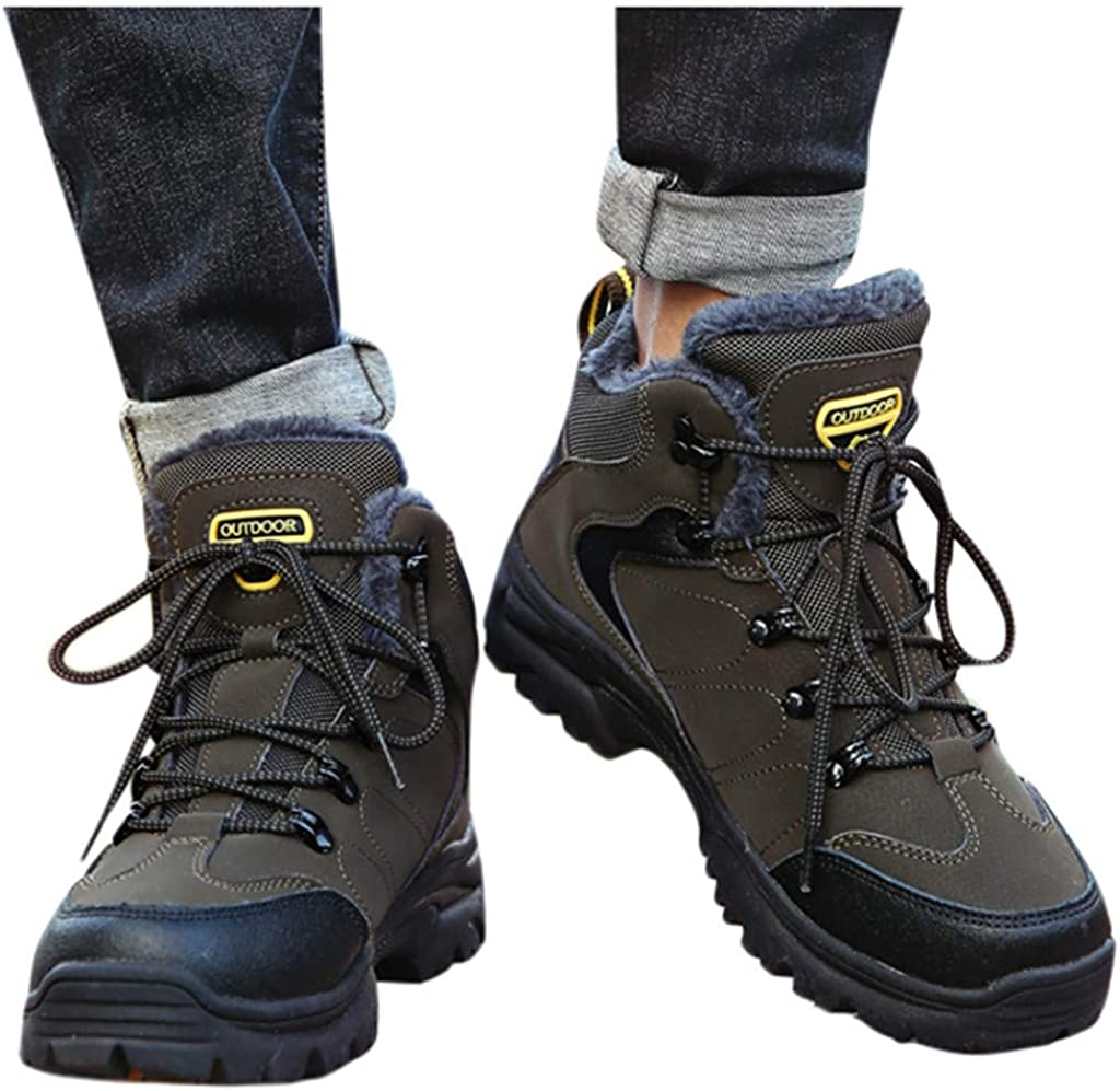 Ankle Max 83% OFF Boots Fashionable for Women Women's Snow Sof Anti-Slip Warm Keep