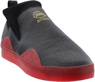3ST.002 Nakel Skate Shoes Black Scarlet