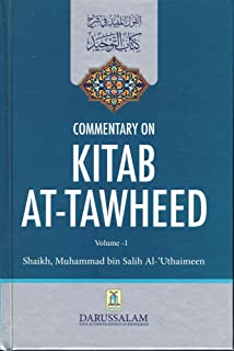 Commentary on Kitab at-tawheed (Volume 2)