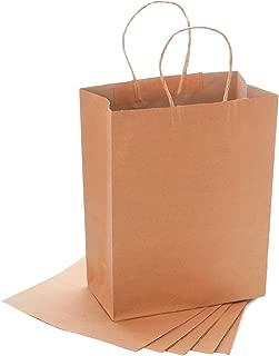 Darice, 6 Piece, Kraft Paper Bag, Natural Color