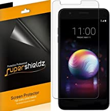 (6 Pack) Supershieldz for LG Premier Pro LTE (Not Fit for LG Premier LTE) Screen Protector, High Definition Clear Shield (PET)