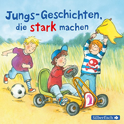 Jungs-Geschichten, die stark machen                   Written by:                                                                                                                                 Christa Holtei,                                                                                        Christian Tielmann,                                                                                        Ralf Butschkow,                   and others                          Narrated by:                                                                                                                                 Martin Baltscheit,                                                                                        Julian Horeyseck,                                                                                        Walter Kreye,                   and others                 Length: 33 mins     Not rated yet     Overall 0.0