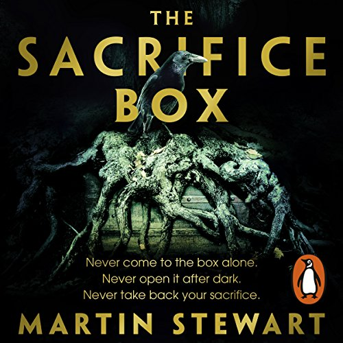 The Sacrifice Box cover art