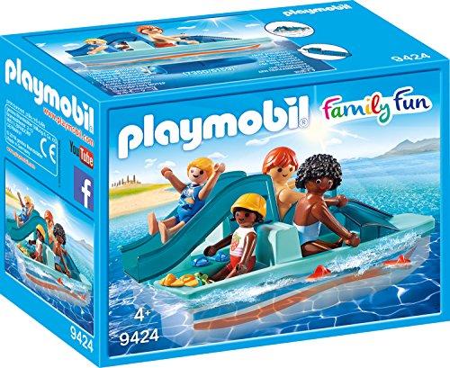 Playmobil 9424 - Tretboot Spiel