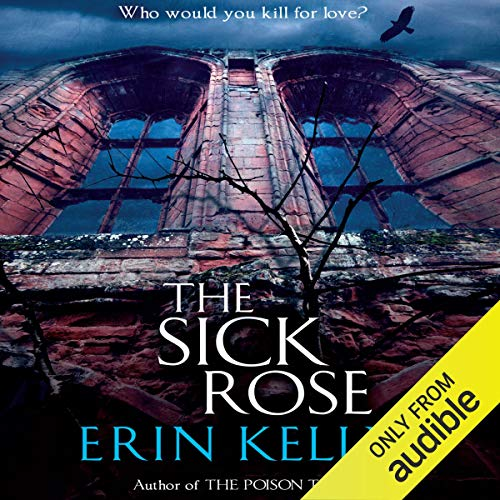 The Sick Rose audiobook cover art