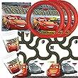 Procos 37-teiliges Disney Pixar Party-Set Cars 3 -