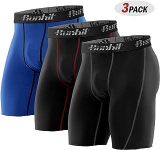 Bafly Compression Shorts Men 3 Pack