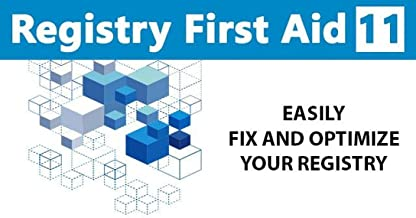 Registry First Aid 11 - Repair your registry for a faster and more stable PC! Windows 10|8|7|Vista|XP [Download]