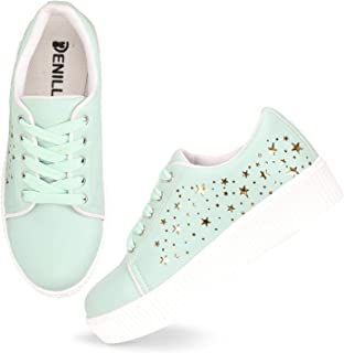 Latest Collection, Comfortable & Fashionable Sneaker Shoes for Women's and Girl's