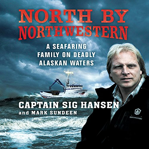 North by Northwestern audiobook cover art