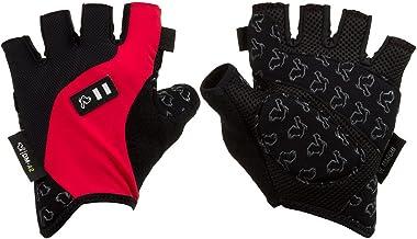 デマルキ De Marchi サイクルウェア 自転車 ロード バイク 手袋 グローブ PRO GLOVE RED L D4SGLDMS24063