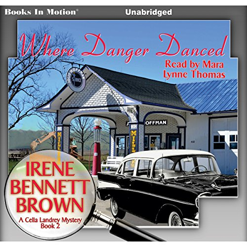 Where Danger Danced audiobook cover art